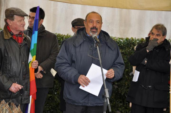 Il Prof. Baykar Sivazliyan, presidente Unione Armeni d'Italia