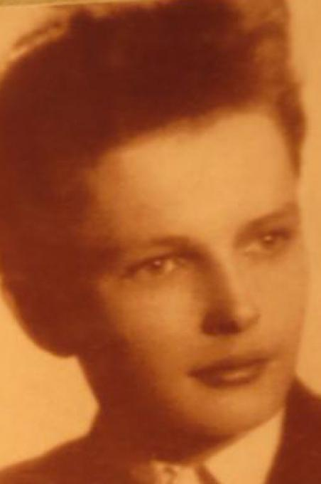 L'elettricista 16 enne Kazimierz Dutkiewicz, ucciso da una pallottola della polizia
