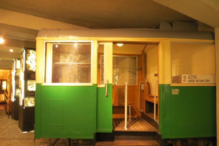 Gli operai di Poznán producevano i tram