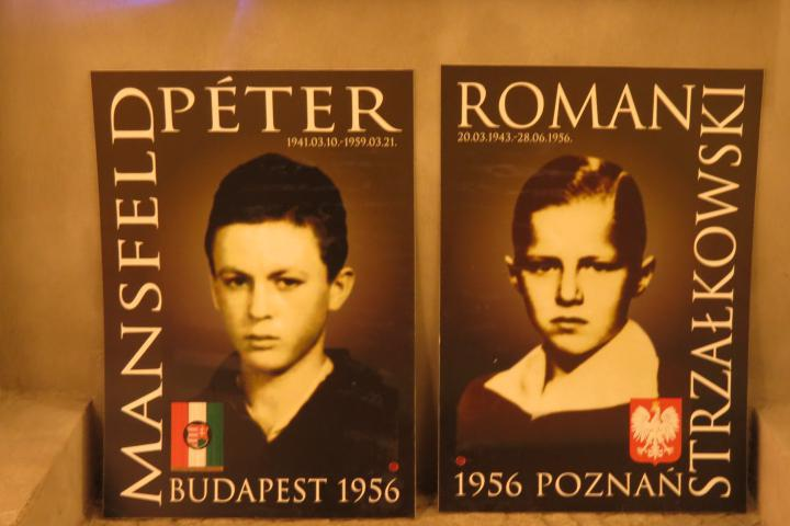 Petr e Roman, due piccole vittime delle repressioni comuniste
