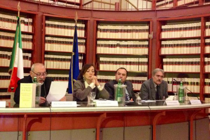 L'intervento in Parlamento a Roma, il 25 gennaio, del console onorario d'Armenia Pietro Kuciukian sulla tragedia di Sumgait