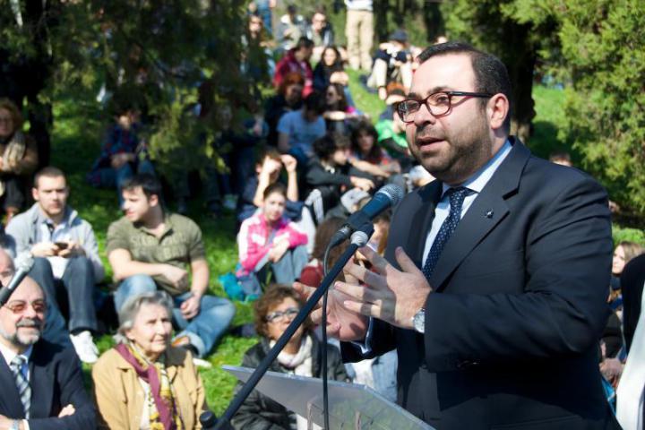 Sargis Ghazaryan, Ambasciatore di Armenia in Italia