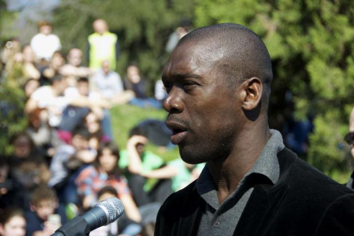 Clarence Seedorf ricorda Nelson Mandela