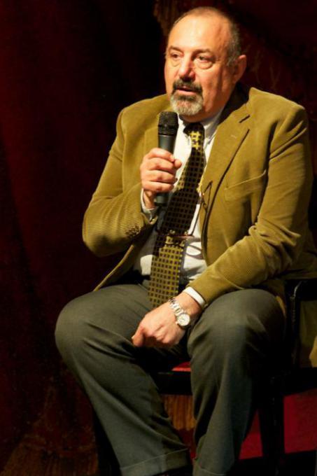 Baykar Sivazliyan, Presidente della Comunità armena di Roma
