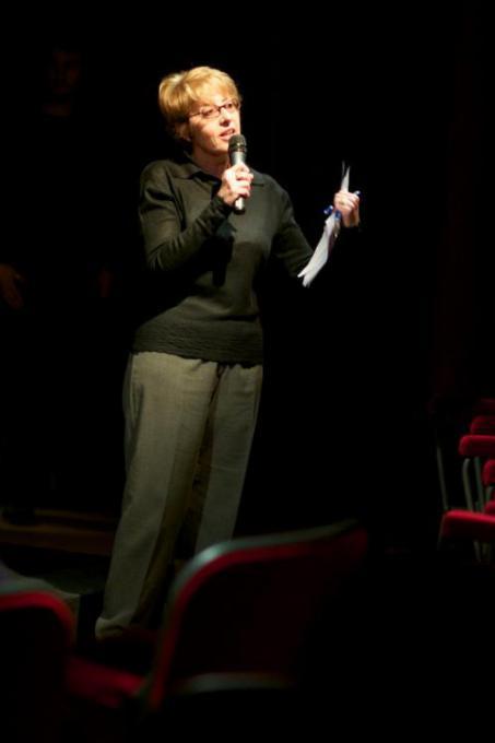 La cofondatrice di Gariwo Ulianova Radice