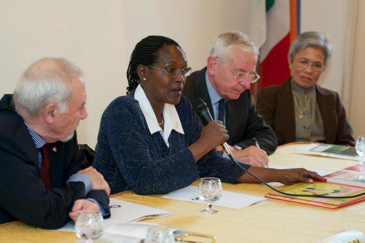 La testimonianza di Yolande Mukagasana