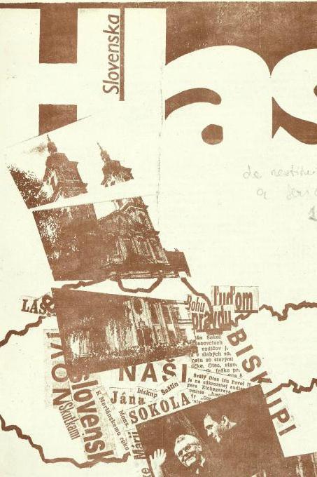 Materiali della dissidenza cecoslovacca