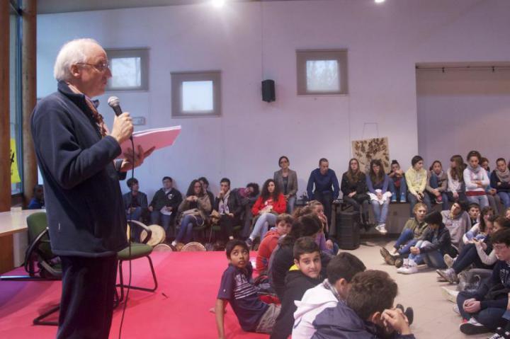 Agostino Migone, presidente della Fondazione Baden