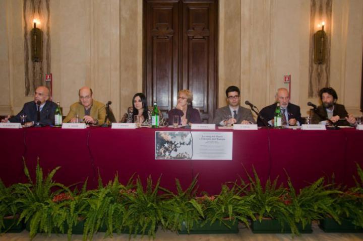 I relatori della seconda giornata del convegno