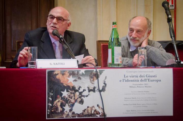 Salvatore Natoli e Stefano Levi Della Torre