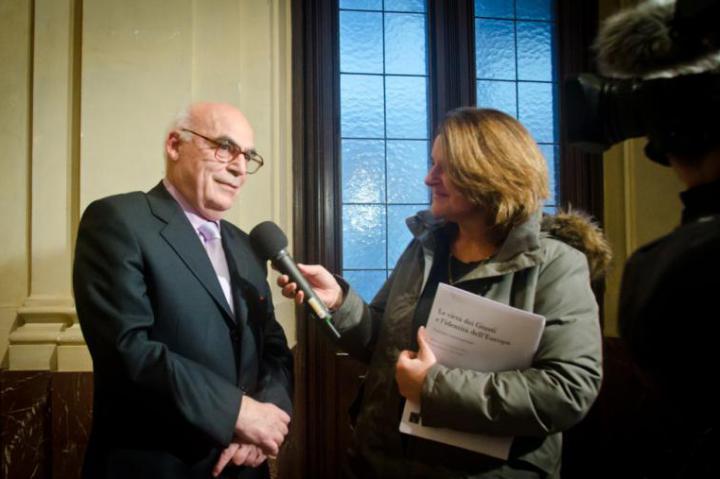 Salvatore Natoli intervistato dal Tg3 Regione