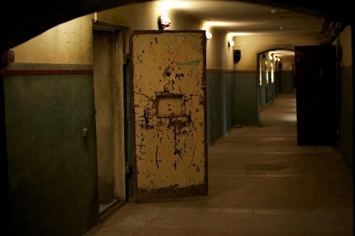 Entrata celle
