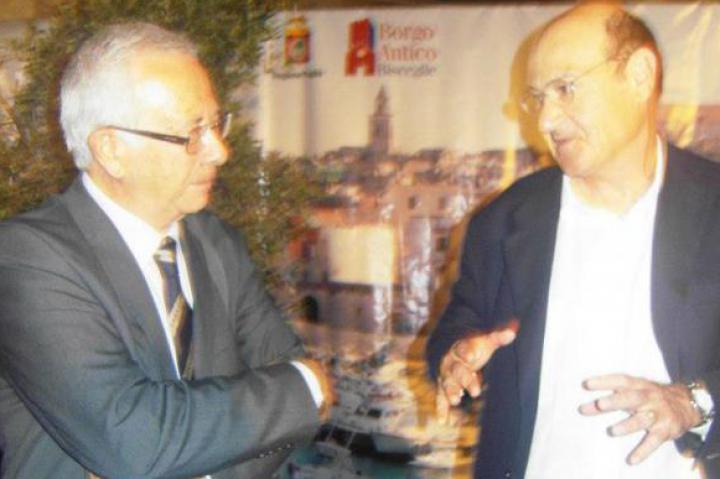 Gabriele Nissim incontra il dott. Zaccaria Gallo