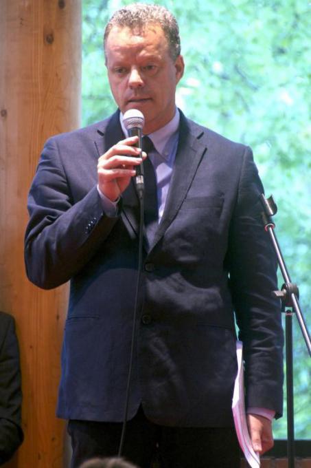 Dott. Marino Micich, segretario generale della Società di Studi Fiumani
