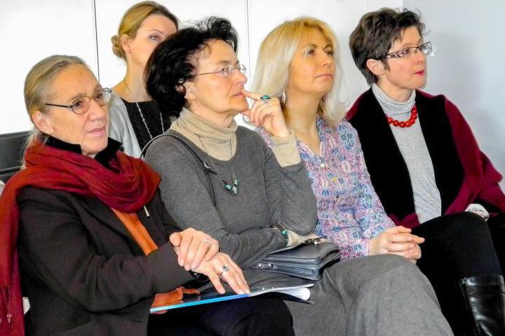 Donne nel pubblico
