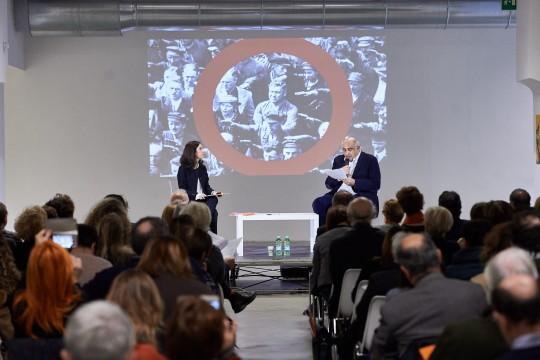 l'intervento di Francesco M. Cataluccio, saggista e scrittore
