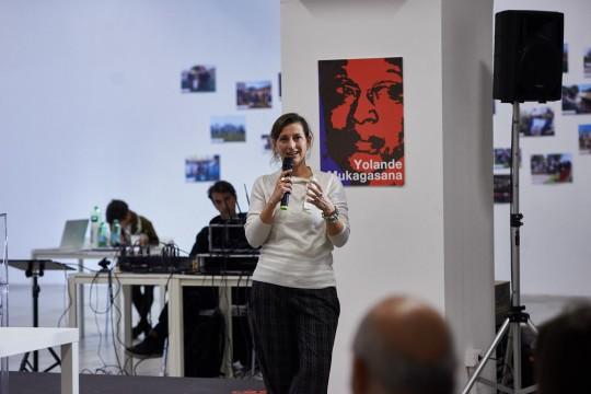 Cristina Miedico, ambasciatrice di Gariwo e direttrice del Museo di Angera