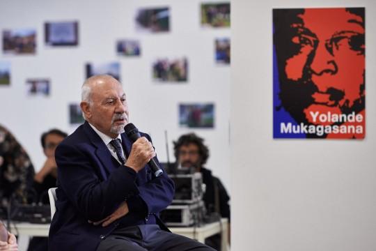 Pietro Kuciukian, co-fondatore di Gariwo e Console onorario d'Armenia in Italia