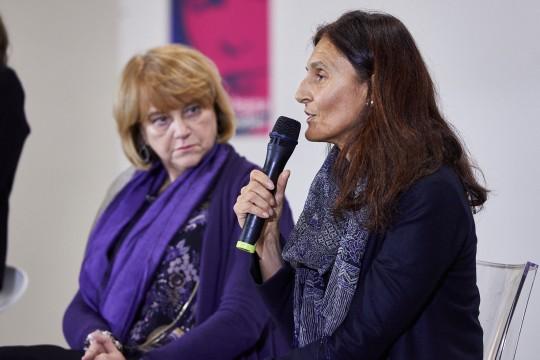 Patrizia Cocchi, dirigente scolastica del Liceo Vittorio Veneto di Milano