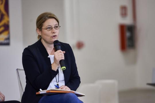 """Carolina Vergerio, Scuola secondaria di primo grado """"S. Pertini"""", Comprensivo """"B. Lanino"""" - Vercelli"""