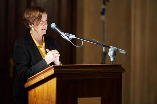 Annamaria Samuelli, responsabile della Commissione Didattica di Gariwo