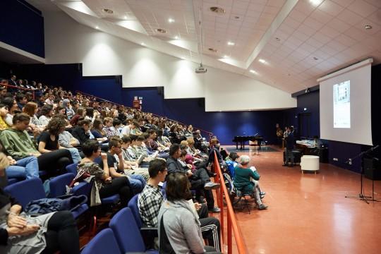 Auditorium Enzo Baldoni di Milano