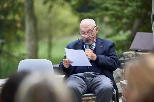 Pietro Kuciukian conduce il reading
