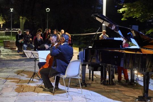 """Concerto """"Musica al tramonto"""" con il Trio Pierre Louys"""