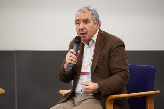 Franco Arturi, direttore della Fondazione Candido Cannavò