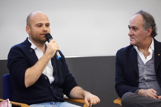 """Adam Smulevich, giornalista e autore del libro """"Un calcio al razzismo. 20 lezioni contro l'odio"""""""