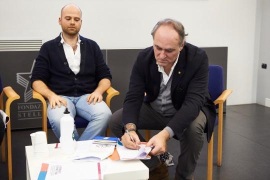 Massimiliano Castellani firma la Carta dello sport