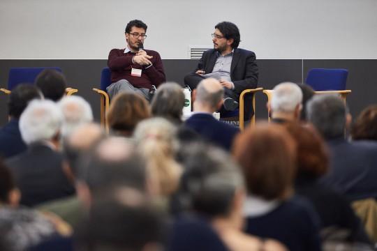 Emanuele Bompan e Simone Zoppellaro
