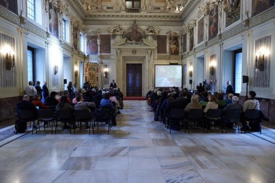 La cerimonia si è svolta nella Sala Alesi di Palazzo Marino