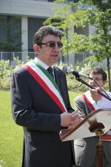 Giuseppe Russo, sindaco di Tavazzano (LO)