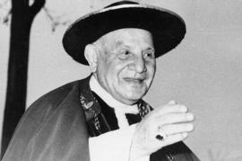 Papa Giovanni XXIII (foto Periodici San Paolo)