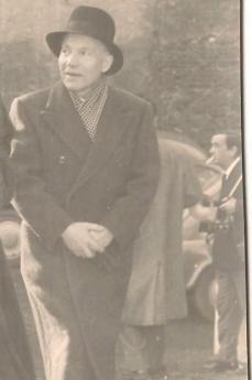 Guelfo Zamboni, foto dall'archivio dell'Associazione Tincani di Roma