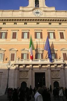 Gariwo la foresta dei giusti in parlamento una targa for Sito parlamento italiano
