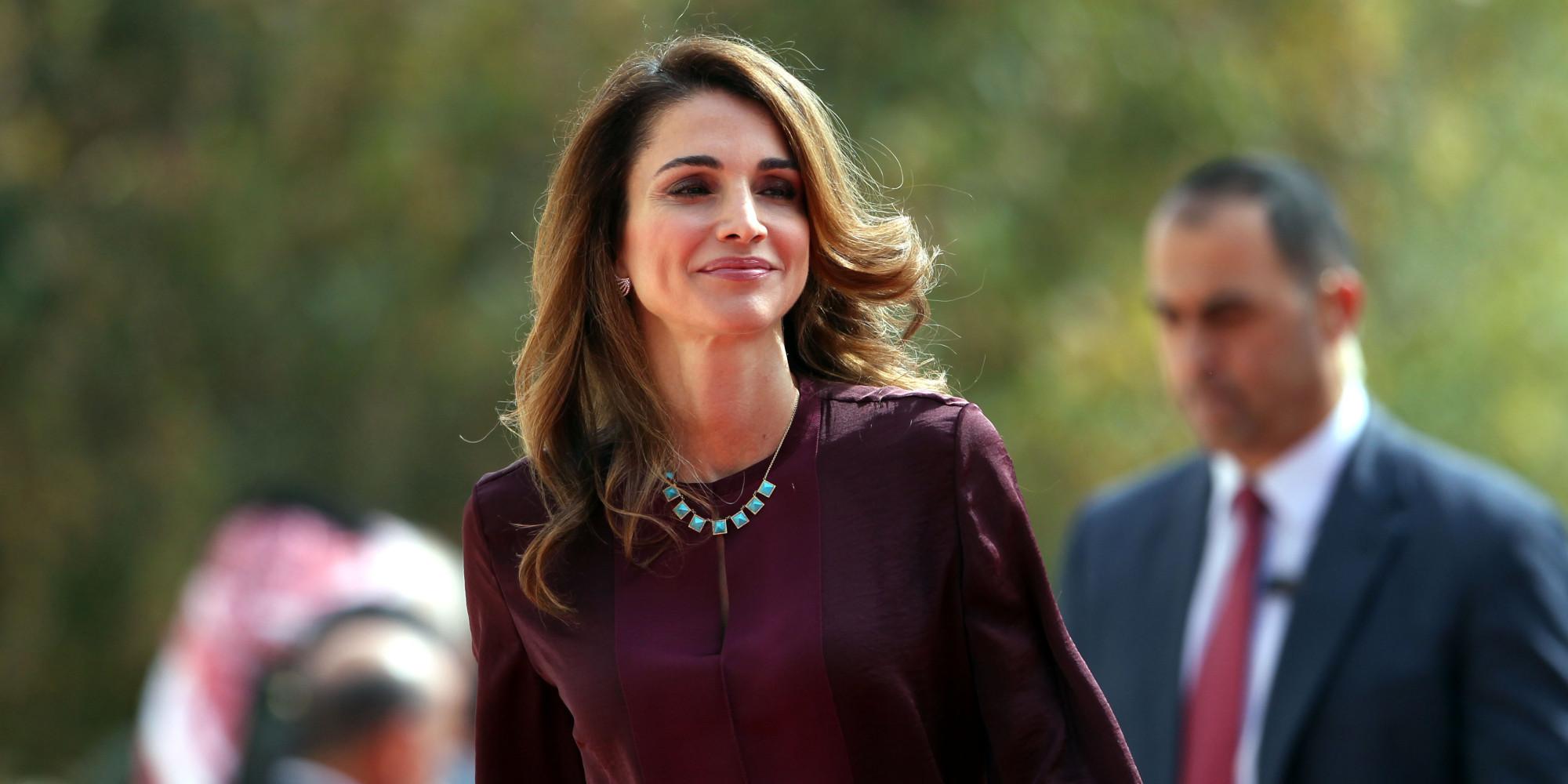 La Regina Rania La Cenerentola Che Ha Sfidato L Isis Articolo Rubrica