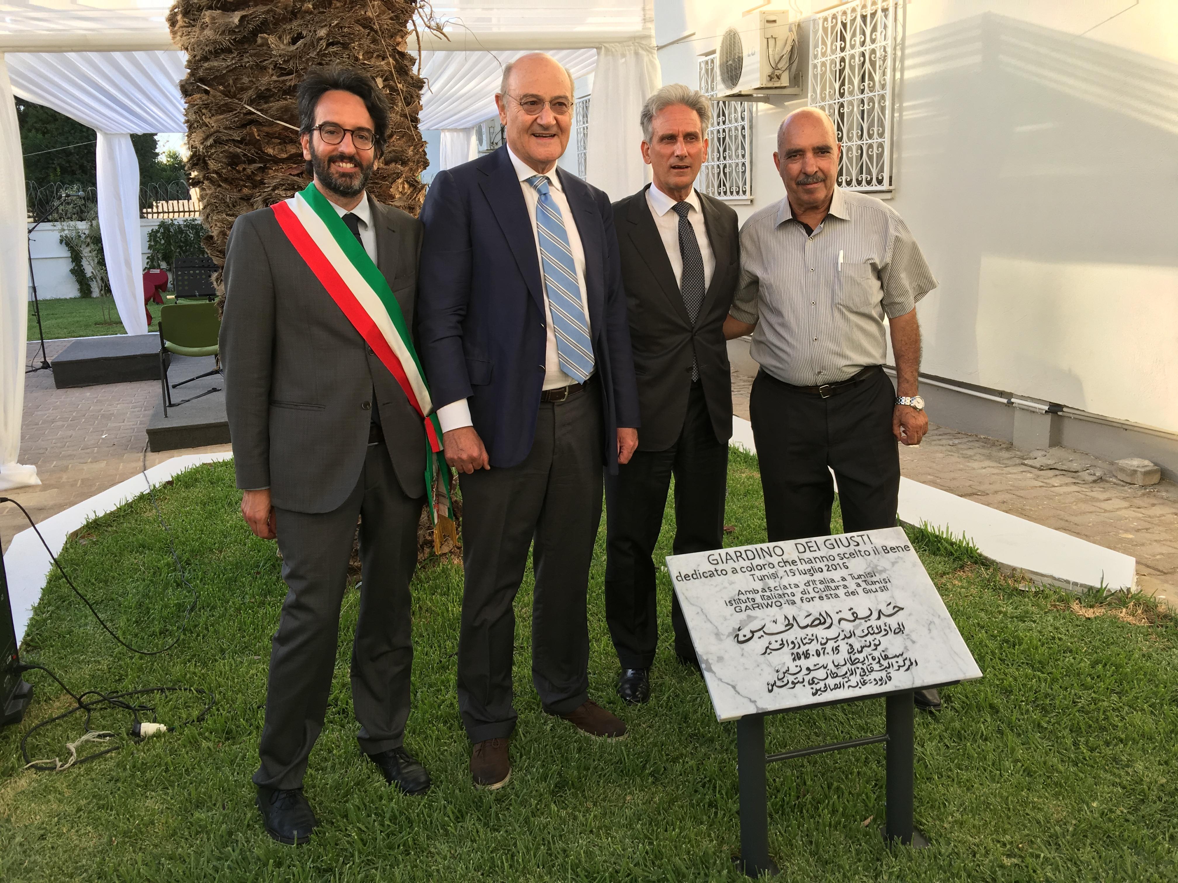 Giardini Da Incubo 2016 i giusti arabi e musulmani contro il terrorismo - nel