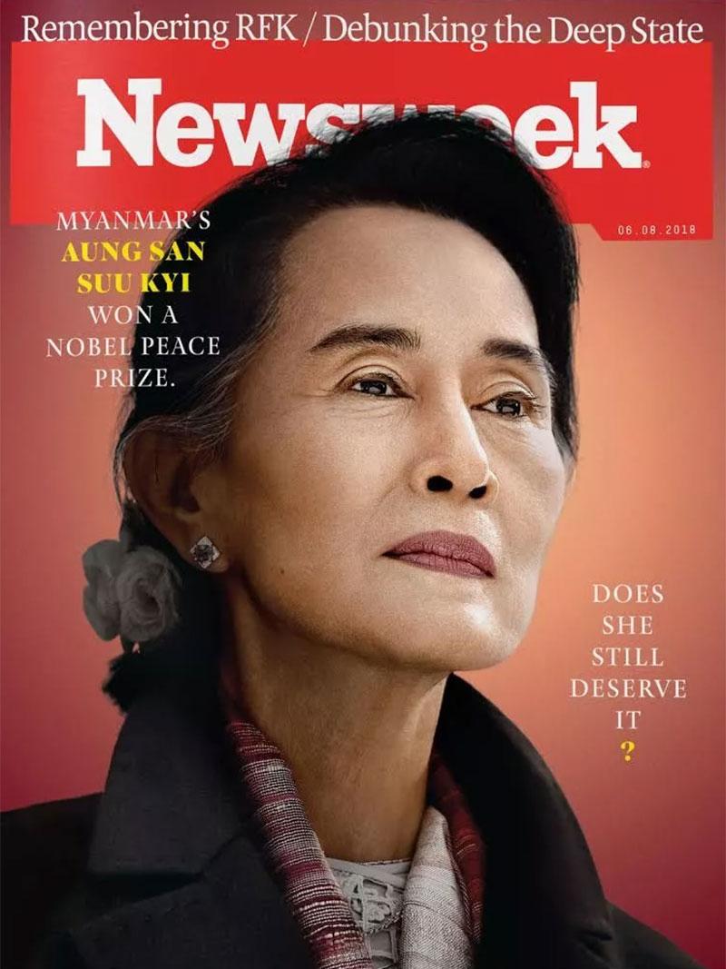 Newsweek, 8 agosto 2018