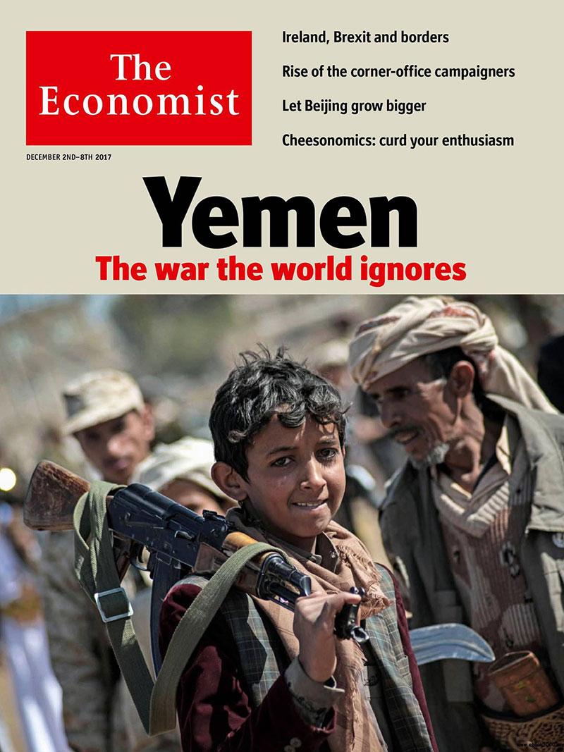 The Economist, December 8, 2017