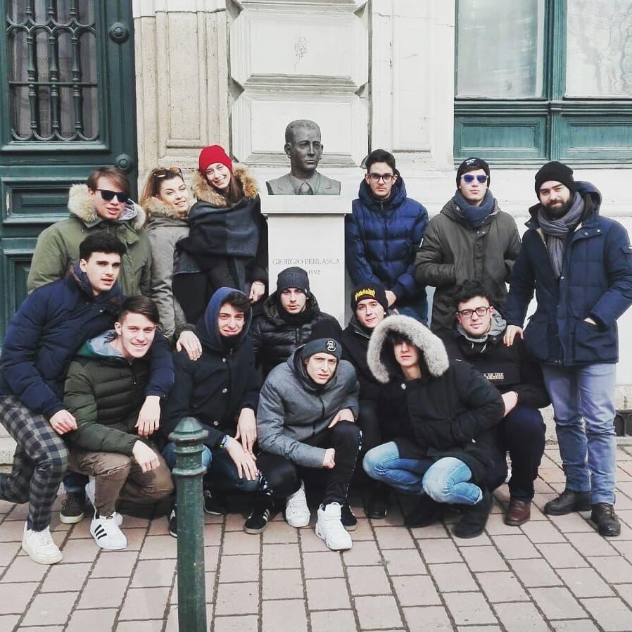 L'Istituto Barbarigo a Budapest omaggia Giorgio Perlasca