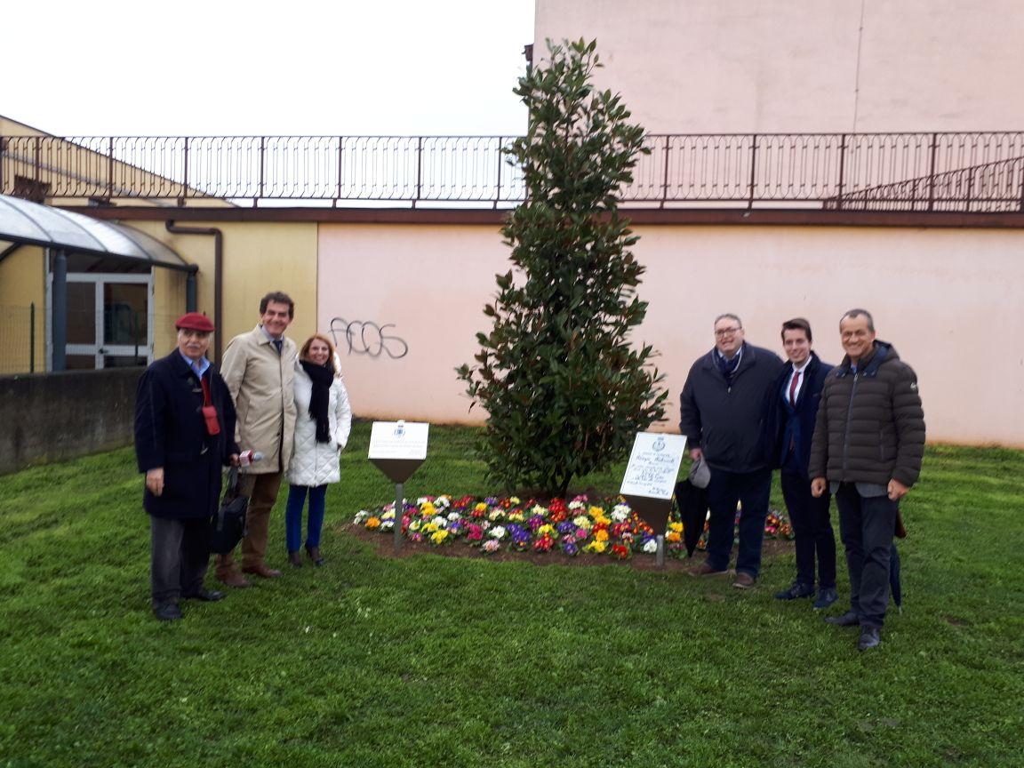 A Lacchiarella per onorare Giorgio Ambrosoli