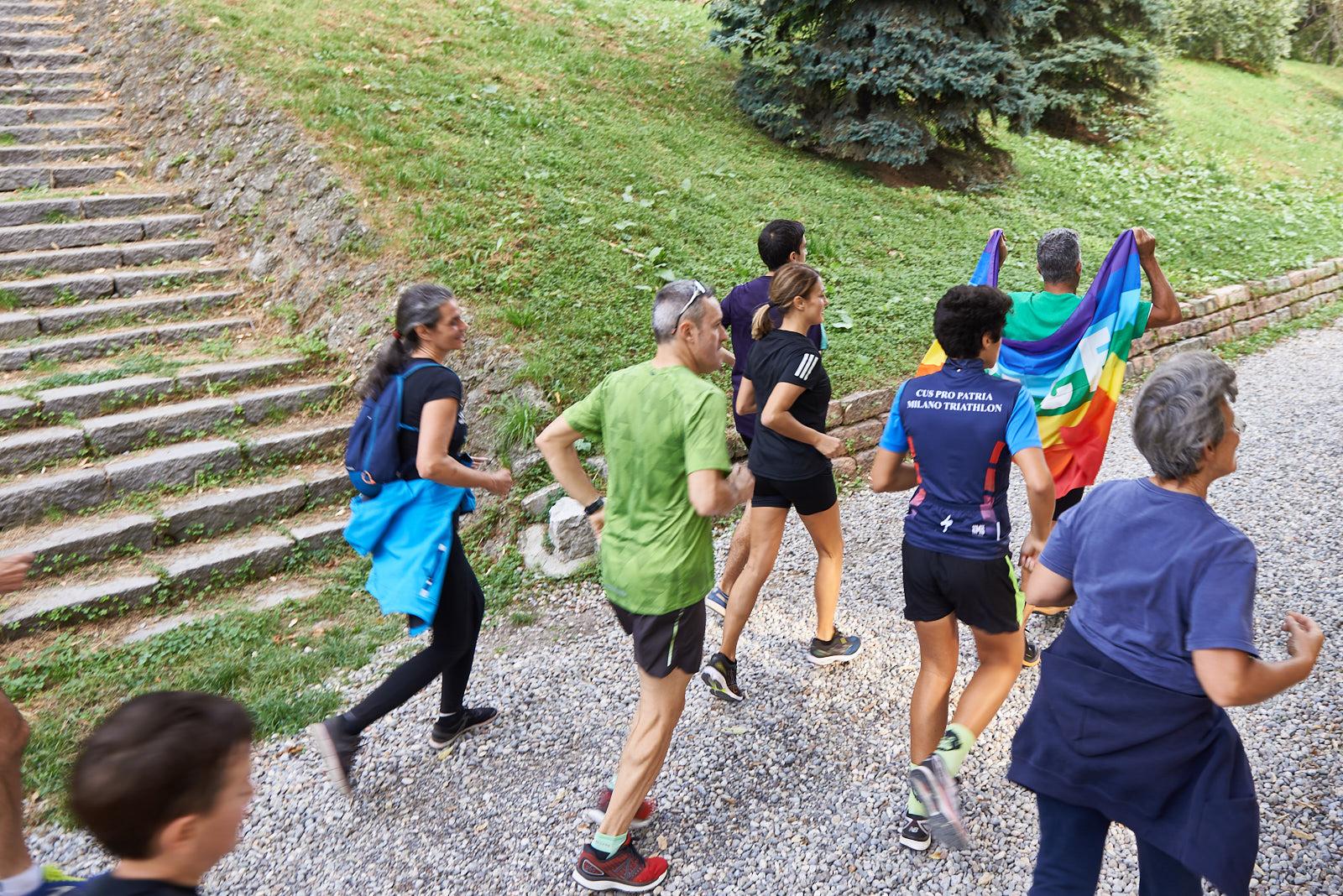 L'allenamento per la pace con Ara Khatchadourian