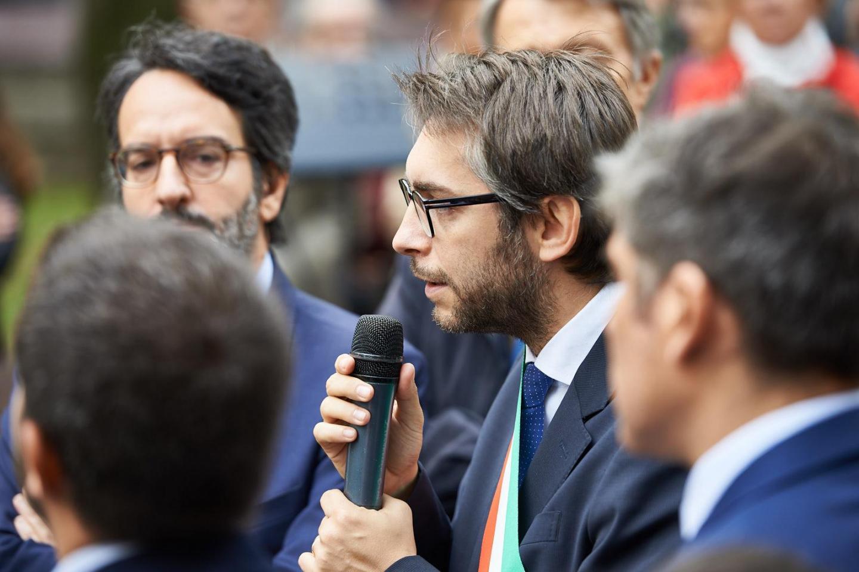 Pierfrancesco Maran, Assessore a Urbanistica, Verde e Agricoltura del Comune di Milano