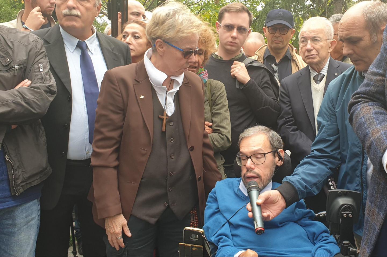 Marco Rasconi, della Commissione Centrale di beneficienza della Fondazione Cariplo