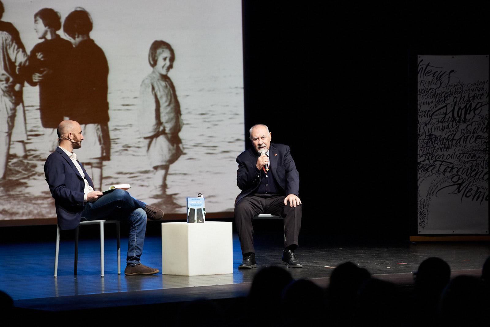Pietro Kuciukian, Console onorario d'Armenia in Italia e co-fondatore di Gariwo, parla dei bambini durante il genocidio armeno